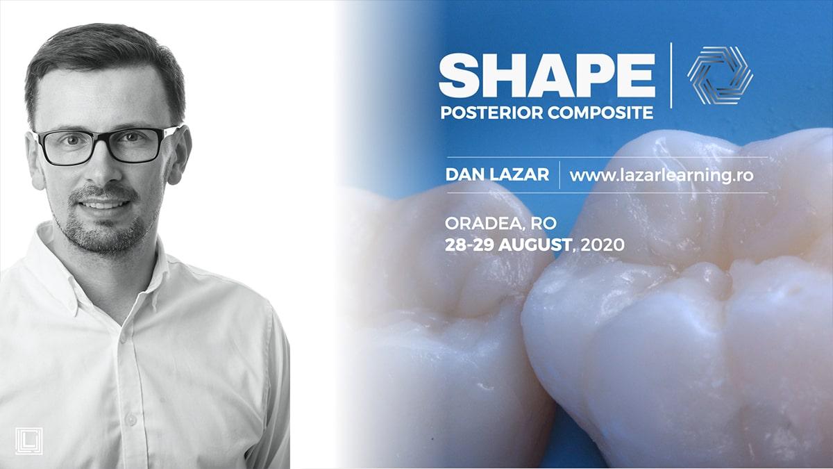 SHAPE - POSTERIOR COMPOSITE LAZAR LEARNING