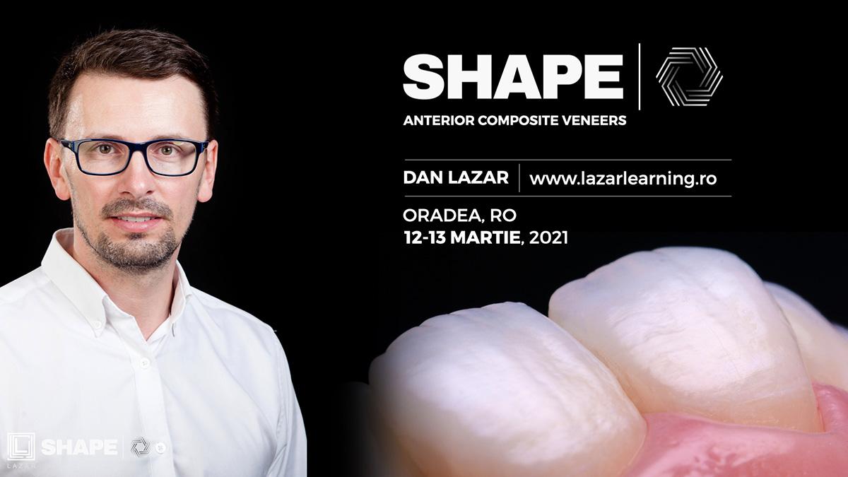 shape lazar learning martie 2021